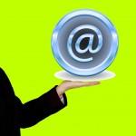 new e-mail
