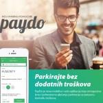 Parking aplikacija PayDo