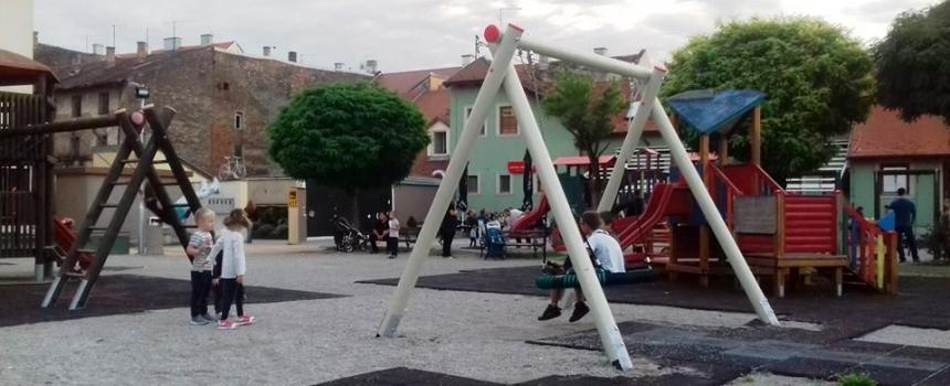 Obnova dječjih igrališta