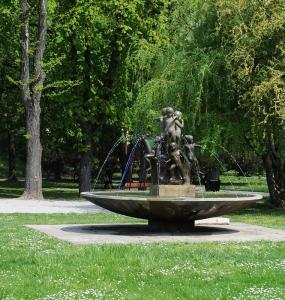 Javno zelene površine
