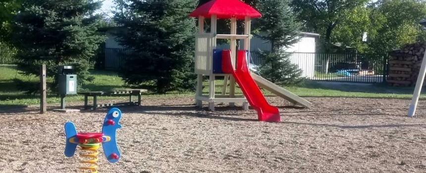 Obnovljeno dječje igralište u Pupinovoj ulici