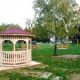 Sjenice u parkovima i na dječjim igralištima