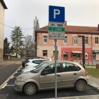 Naplata parkiranja u Frankopanskoj 5
