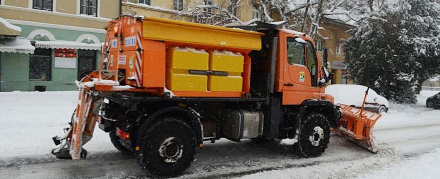 Obavijest o nadmetanju – Zimska služba